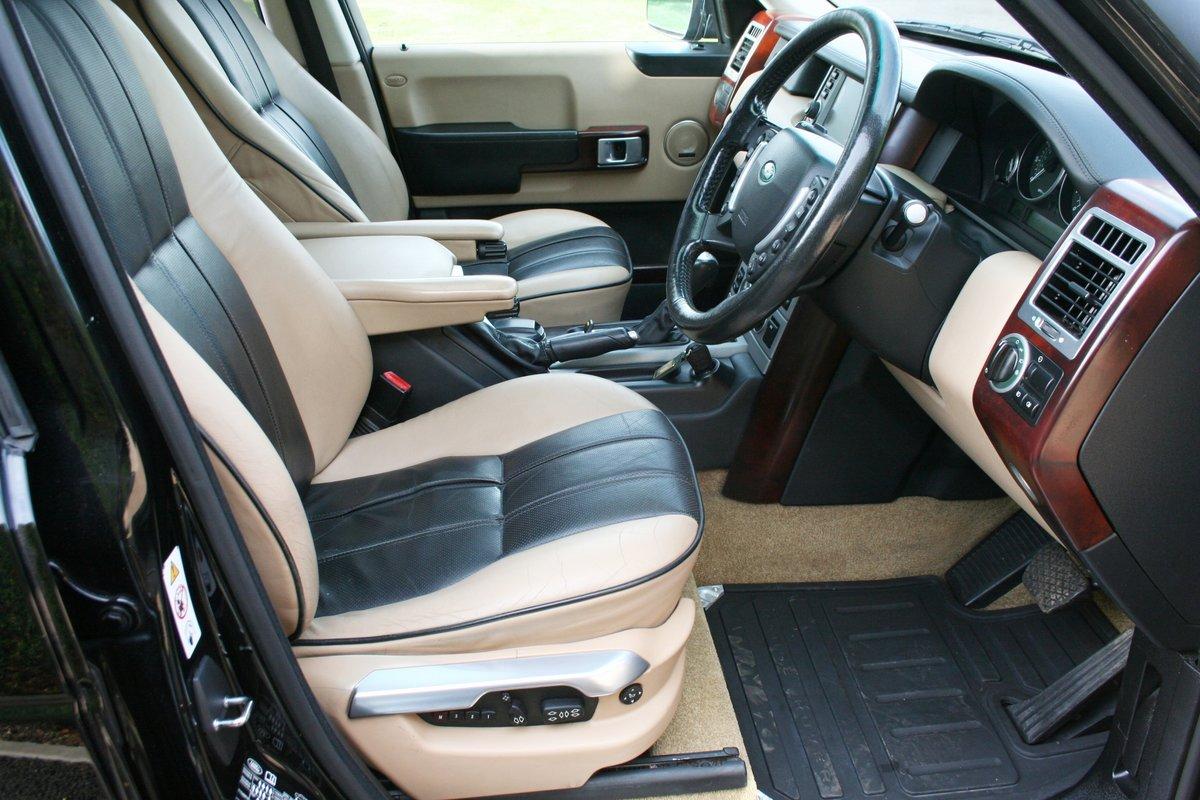 2006 Range Rover Vogue SE Auto For Sale (picture 3 of 6)