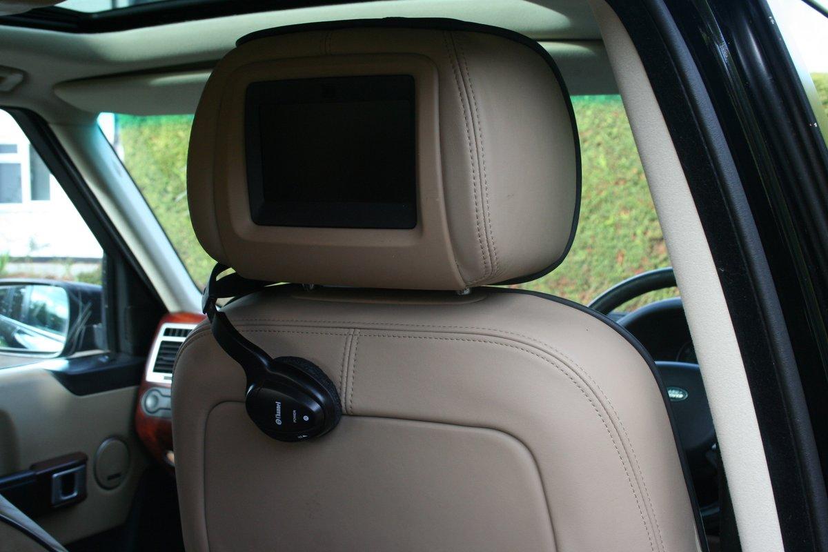 2006 Range Rover Vogue SE Auto For Sale (picture 5 of 6)