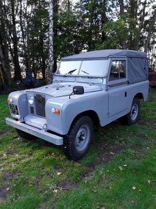1968 Series 2a swb petrol fully renovated and rebuilt S
