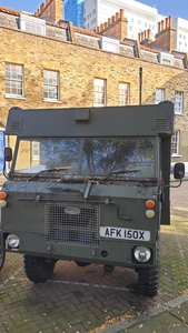 1981 Land rover 101 ambulance For Sale