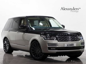 2016 16 16 RANGE ROVER SV AUTOBIOGRAPHY 5.0 SUPERCHARGED V8 AUTO For Sale