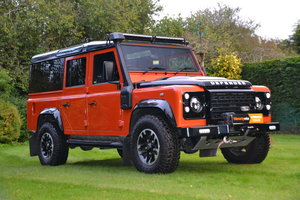 2016 Land Rover Defender 110 Adventure edition For Sale
