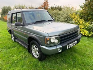 2003 Land Rover Discovery 2 Landmark TD5 Auto  For Sale