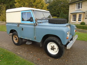 1983 Land Rover Series 3, 2.3L petrol SWB For Sale