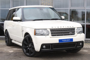 2010 10 LAND ROVER RANGE ROVER 3.6 TD V8 VOGUE - OVERFINCH