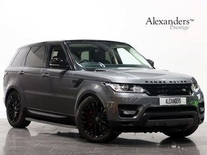 2017 17 67 RANGE ROVER SPORT HSE DYNAMIC AUTO For Sale
