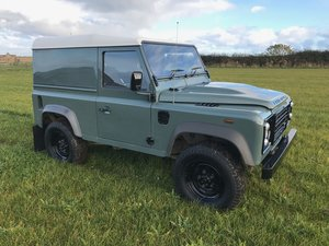 2009 Land Rover Defender 1 Owner Low Mileage For Sale