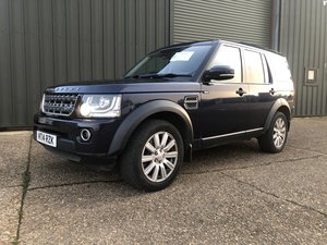2014 Land Rover Discovery 4 3L SDV6 HSE Commercial