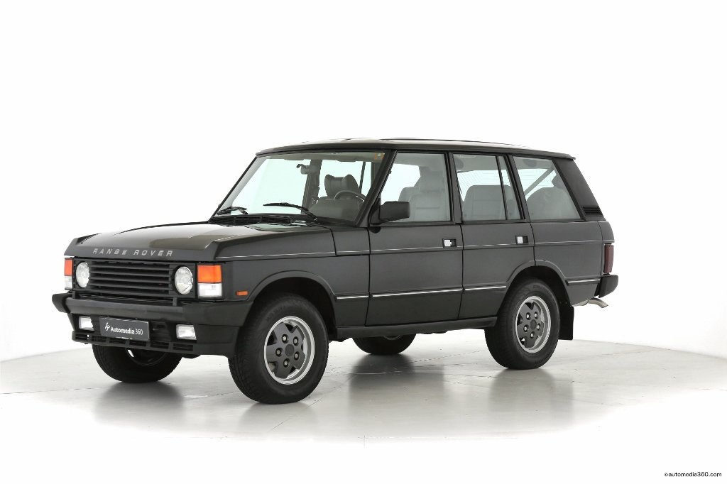 Beautiful Range Rover Vogue SE from 1990 SOLD (picture 1 of 6)
