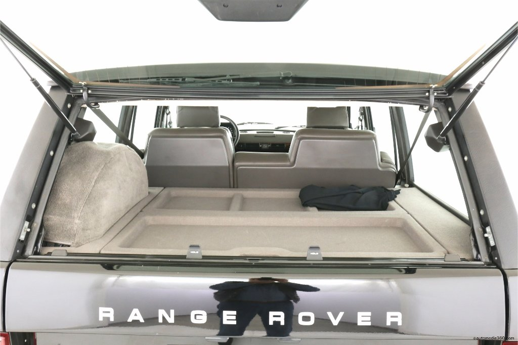 Beautiful Range Rover Vogue SE from 1990 SOLD (picture 3 of 6)