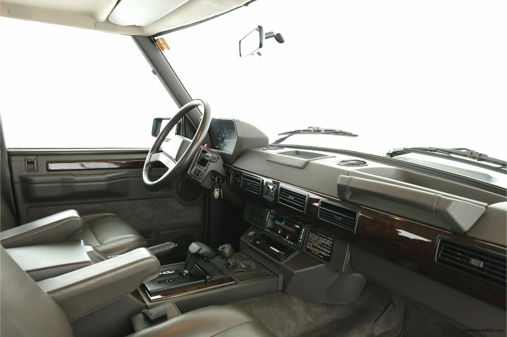 Beautiful Range Rover Vogue SE from 1990 SOLD (picture 5 of 6)
