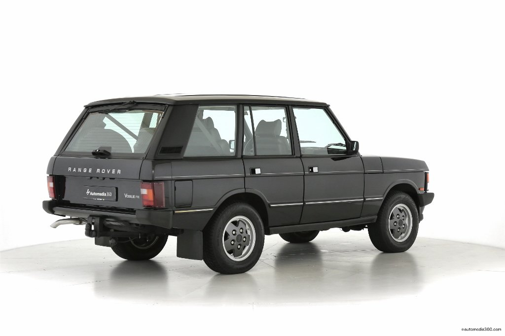 Beautiful Range Rover Vogue SE from 1990 SOLD (picture 6 of 6)