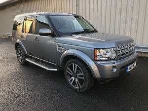 2012 12 LAND ROVER DISCOVERY 3.0 4 SDV6 HSE 5D AUTO 255 BHP SOLD