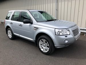 2010 60 LAND ROVER FREELANDER 2 TD4.E 2.2 HSE 159 BHP For Sale