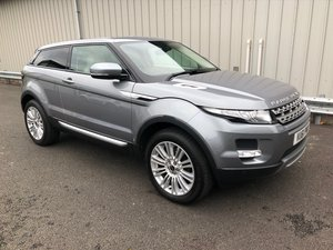 2011 61 LAND ROVER RANGE ROVER EVOQUE 2.2 SD4 4X4 PRESTIGE  For Sale