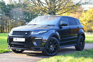 2016(16) Range Rover Evoque Auto + Panoramic Sunroof For Sale