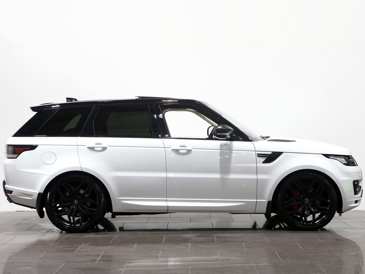 2017 17 67 RANGE ROVER SPORT AUTOBIOGRAPHY DYNAMIC AUTO For Sale (picture 2 of 6)