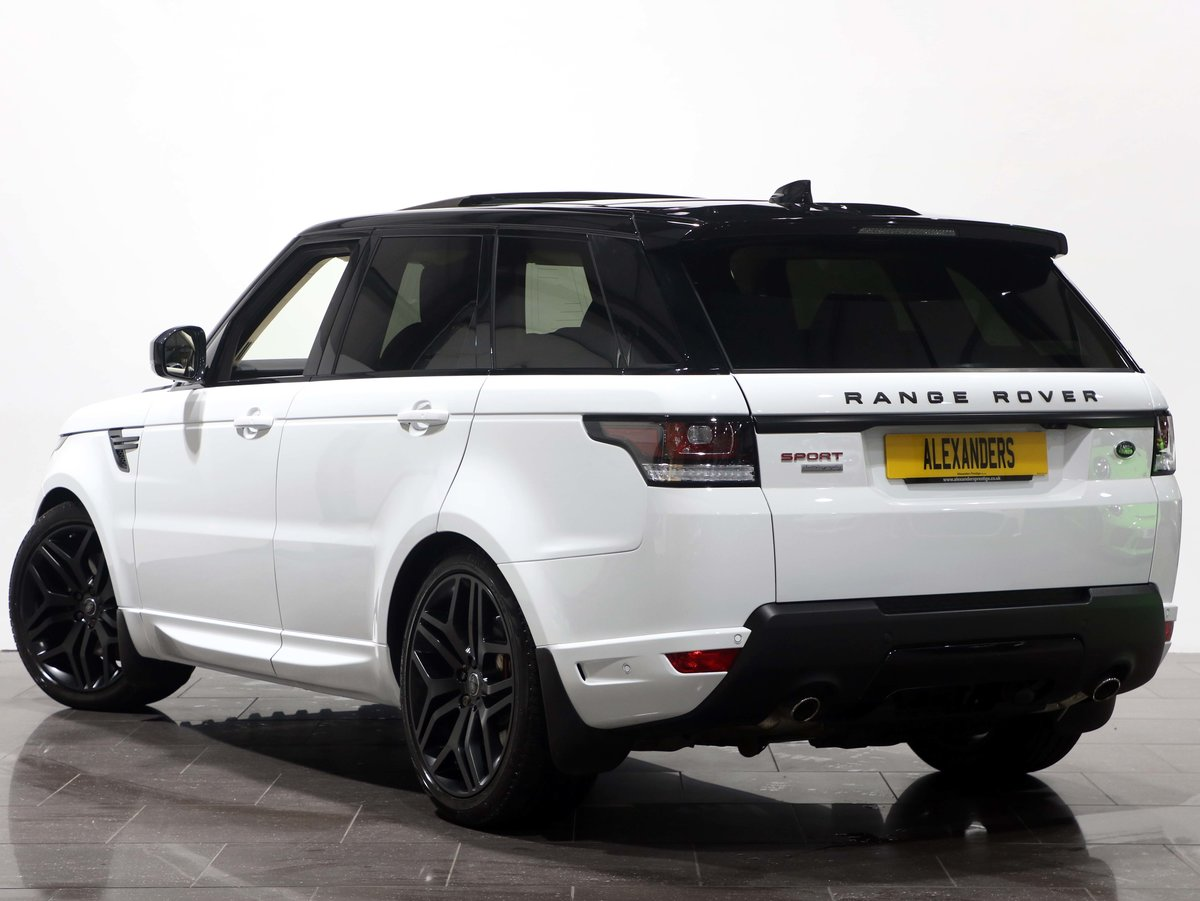 2017 17 67 RANGE ROVER SPORT AUTOBIOGRAPHY DYNAMIC AUTO For Sale (picture 3 of 6)