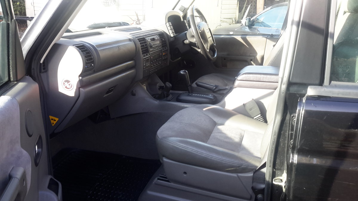 Fine 2001 Land Rover Discovery 2 Td5 Xs Automatic 5 Seat For Sale Caraccident5 Cool Chair Designs And Ideas Caraccident5Info