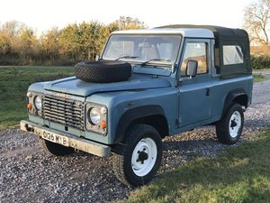 1986 Land rover 90 pre-defender truck cab new clutch