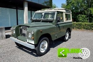 1980 LAND ROVER EPOCA - 88 (SERIE 3) - ISCRITTA ASI For Sale