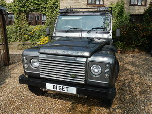 2009 Land Rover Defender 90 XS Station Wagon For Sale