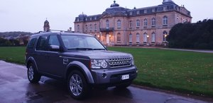 2010 LHD LAND ROVER DISCOVERY 4,3.0 SDV6 SE, LEFT HAND DRIVE