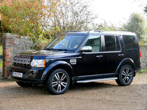 2012 Land Rover Discovery 3.0 SD V6 HSE Luxury  For Sale