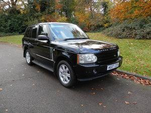 2007 Range Rover Vogue TDV8.. Fully Loaded.. FSH.. Bargain.. For Sale