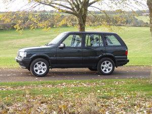 1996 Range Rover P38 2.5DSE Full Service History New MOT For Sale