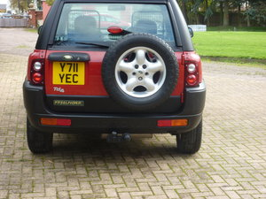 2001 Land rover commercial For Sale