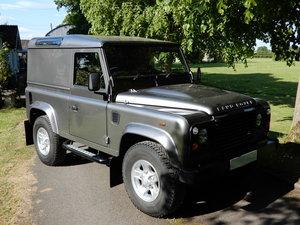 2011 Land Rover Defender 90 County Hard Top For Sale