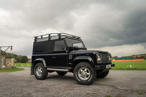 2001 Defender 99,000 miles,new galvanised steel chassis For Sale