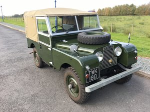 1957 Land Rover Series 1 One 88 For Sale