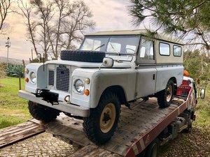 1971 Land Rover série II A 109