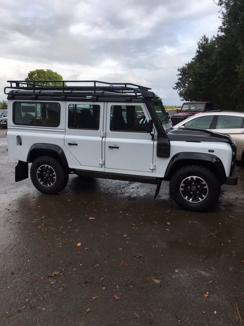 2016 Land Rover Defender 110 Adventure For Sale (picture 1 of 6)