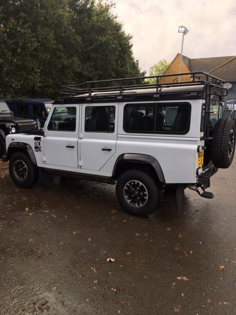 2016 Land Rover Defender 110 Adventure For Sale (picture 2 of 6)