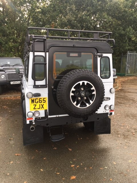 2016 Land Rover Defender 110 Adventure For Sale (picture 3 of 6)