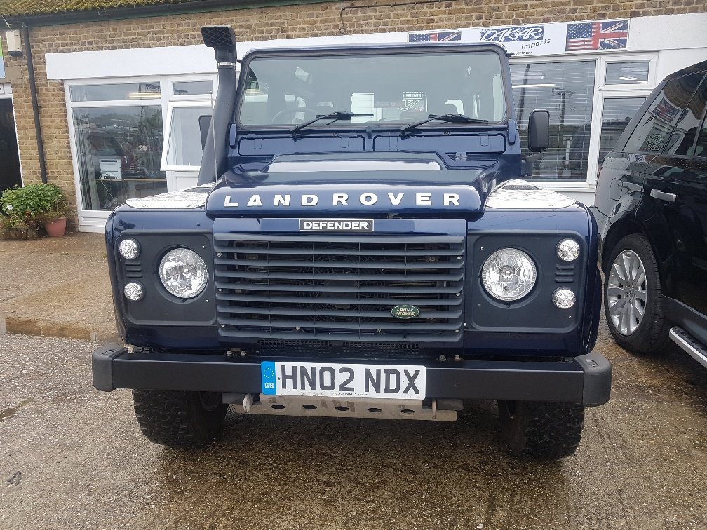 2002 Defender 90 county td5 For Sale (picture 1 of 6)