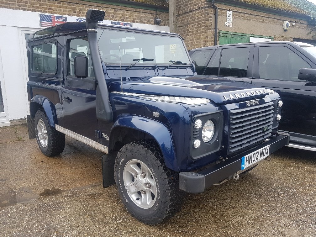 2002 Defender 90 county td5 For Sale (picture 4 of 6)