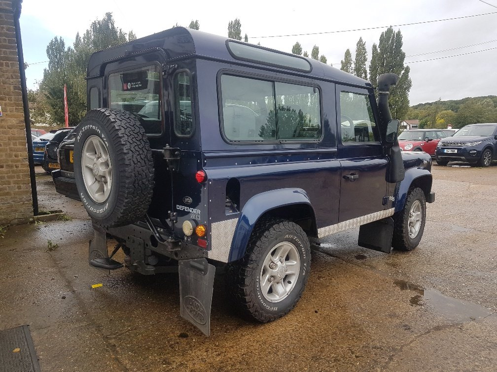 2002 Defender 90 county td5 For Sale (picture 6 of 6)
