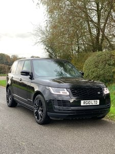 2019 (19) Range Rover 5.0 Supercharged Autobiography