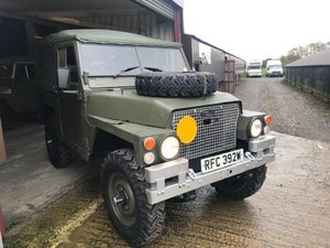 1981 Land Rover® Lightweight *High Specification* (RFC) For Sale
