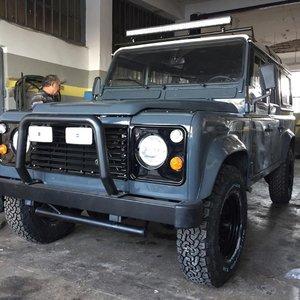 1993 Land Rover Defener 110 2,5 Petrol  For Sale
