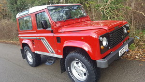 1991 Defender 90 -300 tdi COUNTY STATION WAGON For Sale
