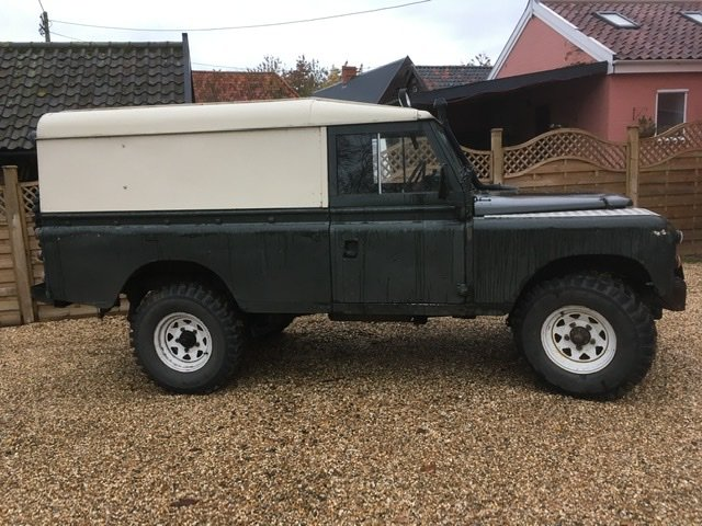 1984 Landrover 109 Lwb 200tdi diesel For Sale (picture 1 of 6)