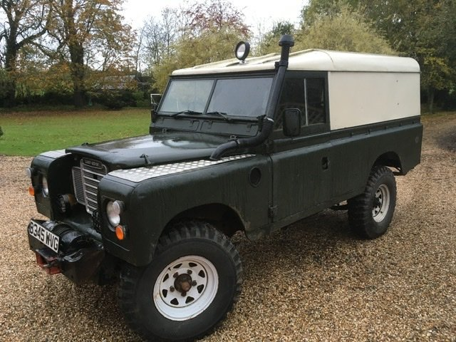 1984 Landrover 109 Lwb 200tdi diesel For Sale (picture 2 of 6)