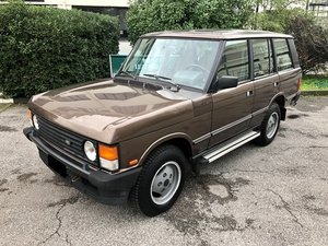 Land Rover - Range Rover Classic 3500 V8 Automatic - 1989 For Sale