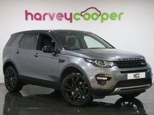 Land Rover Discovery Sport 2.2 SD4 HSE Luxury 5dr Auto 2015( For Sale
