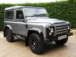 2012 LAND ROVER DEFENDER 90 2.2 TDCI X-TECH ONLY 37K MILES!! For Sale